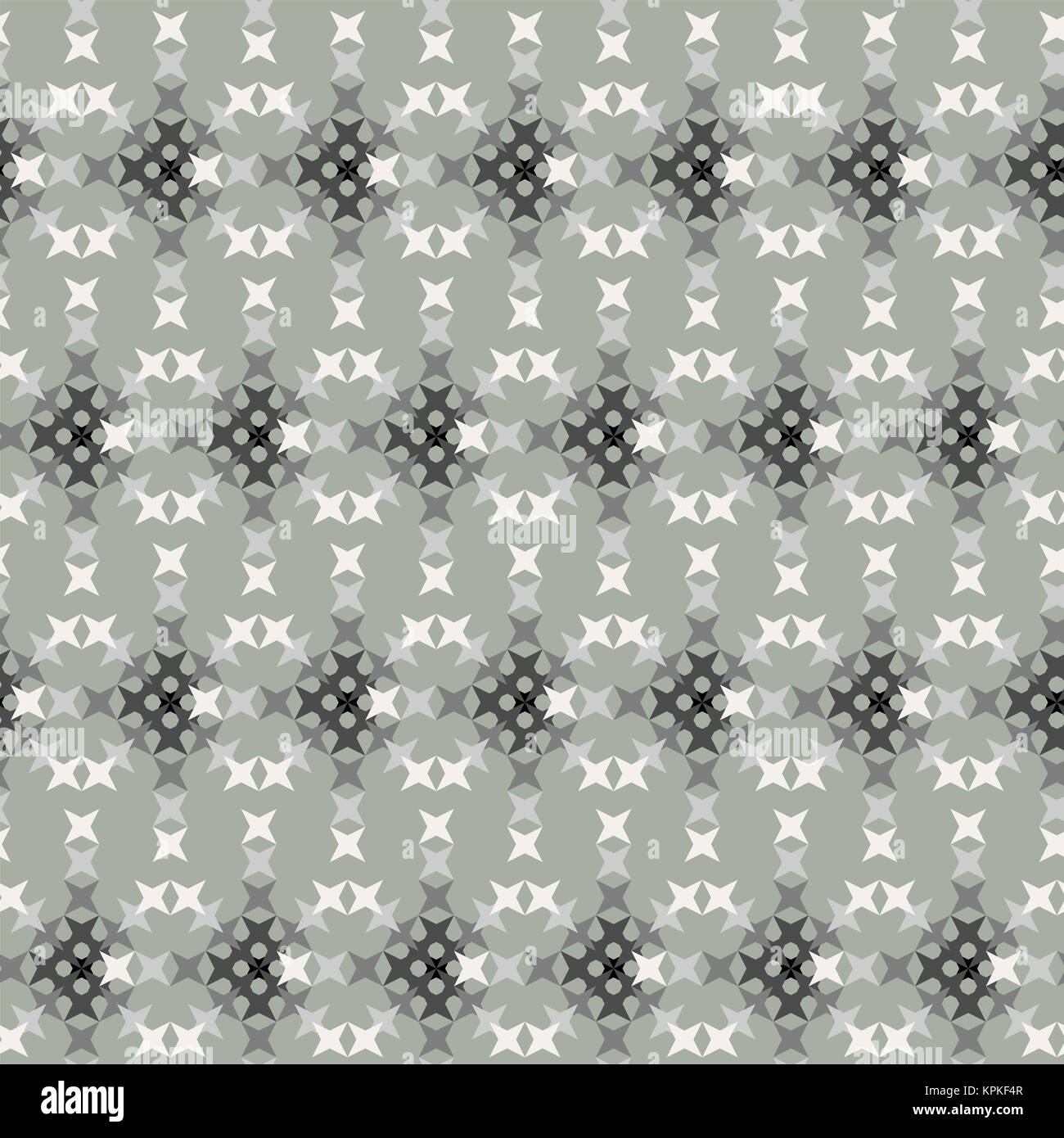 Motif Wallpaper Abstrak Seamless Abstract Cross Stitch Embroidery Pattern Stock Photo