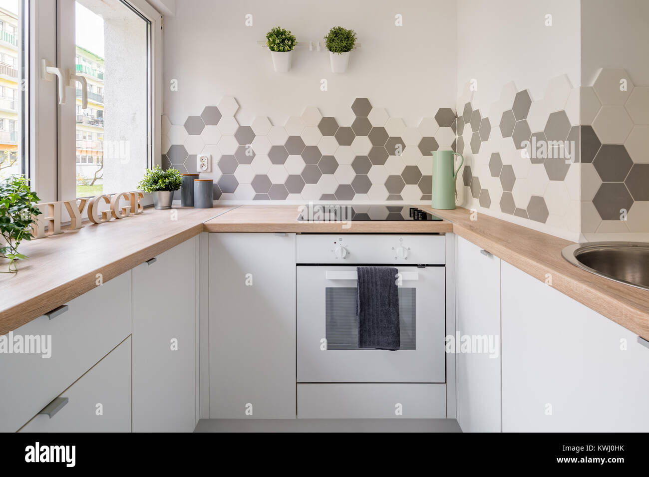 Dan Küche Arbeitsplatte Basin Honeycomb Flooring High Resolution Stock Photography And Images - Alamy