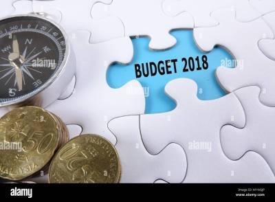 Budget 2018 Stock Photos & Budget 2018 Stock Images - Alamy