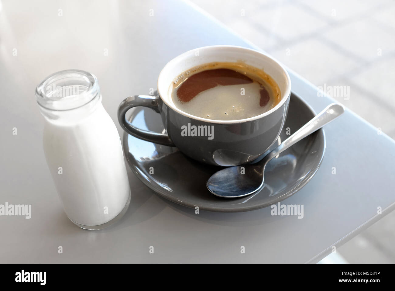 Americano Coffee English Skimmed Milk Stock Photos And Skimmed Milk Stock Images Alamy