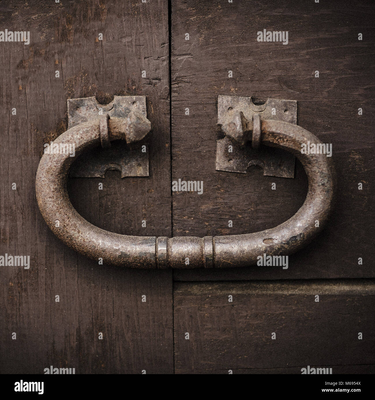 Rustic Door Knockers Cast Iron Door Open Stock Photos And Cast Iron Door Open