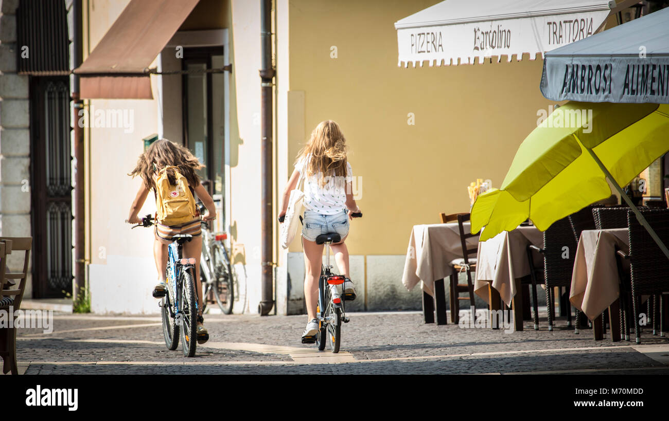 Restaurants In Bardolino Bardolino Italy Stock Photos And Bardolino Italy Stock