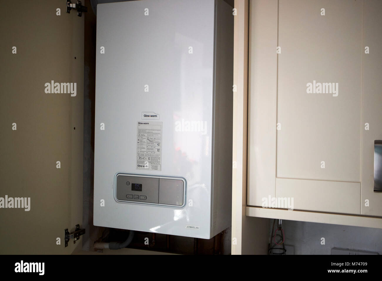 Cyl Muebles Combi Boiler Stock Photos And Combi Boiler Stock Images Alamy
