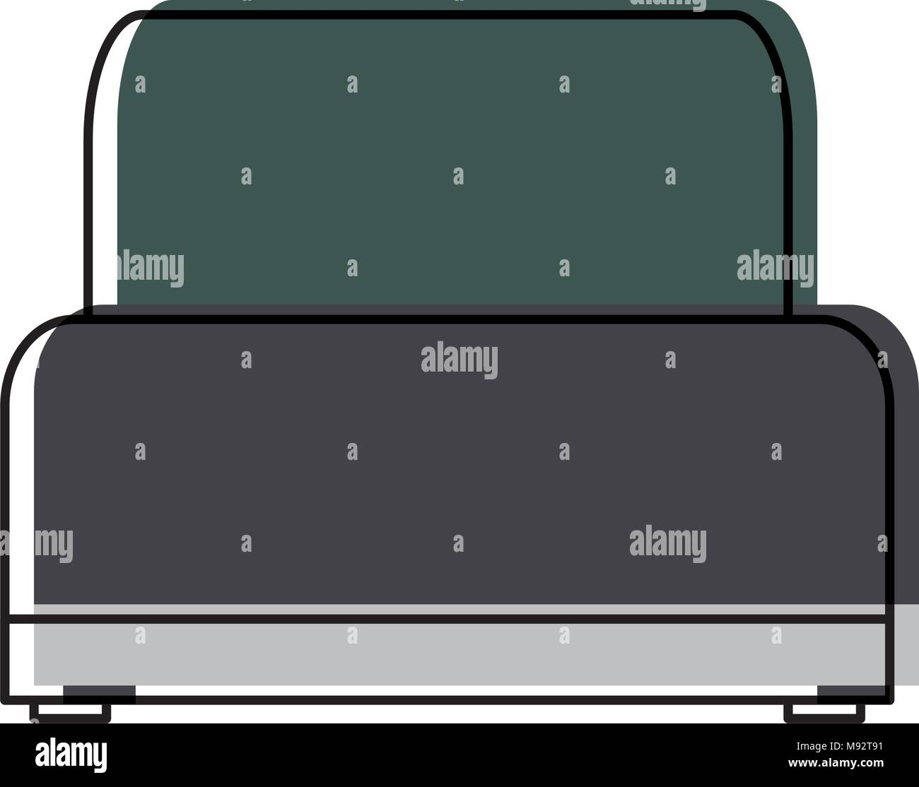 Sofa Texture Vector Sofa Chair Soft Texture Furniture Image Stock Vector Art