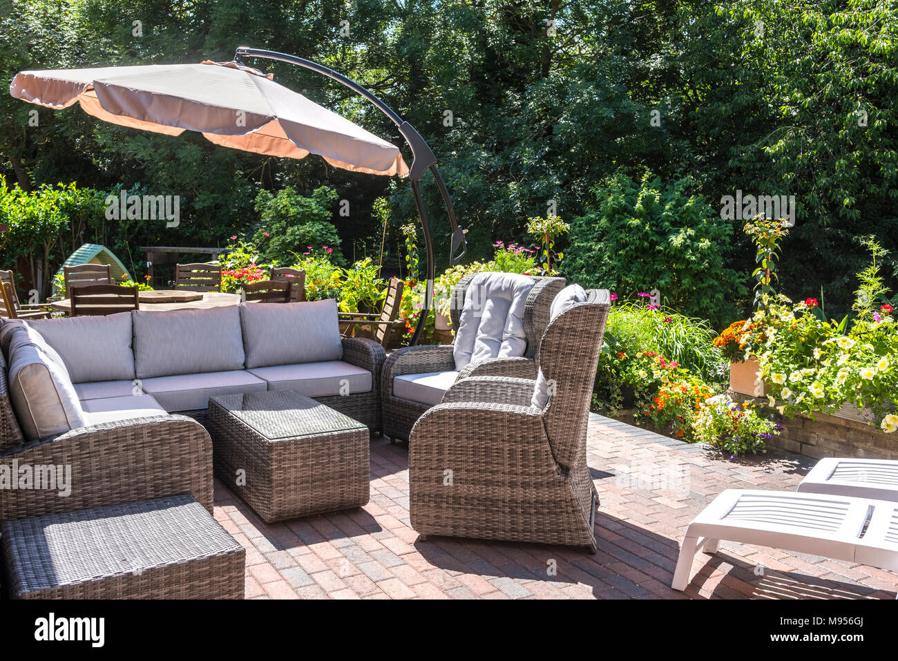 Exterior Furniture High Resolution Stock Photography And Images Alamy