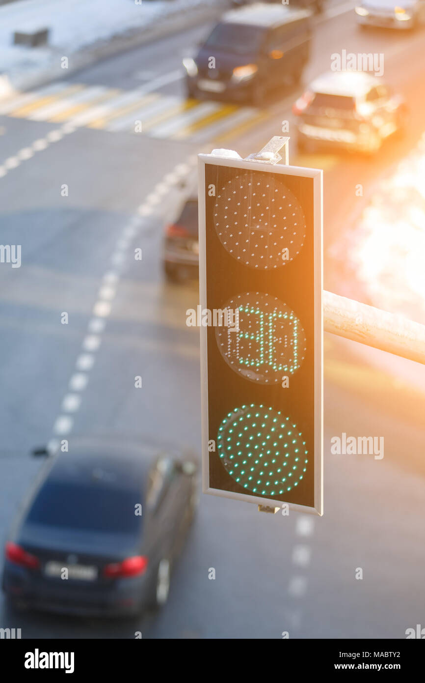 Light Shop Anzac Highway Led Traffic Light Stock Photos Led Traffic Light Stock Images