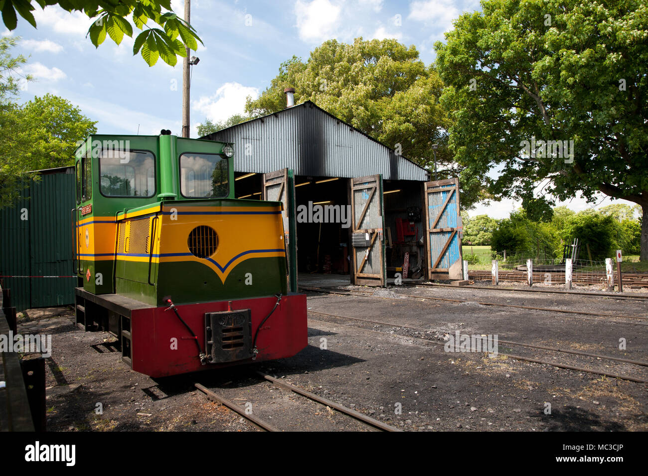Engine Shed Stock Photos Engine Shed Stock Images Alamy