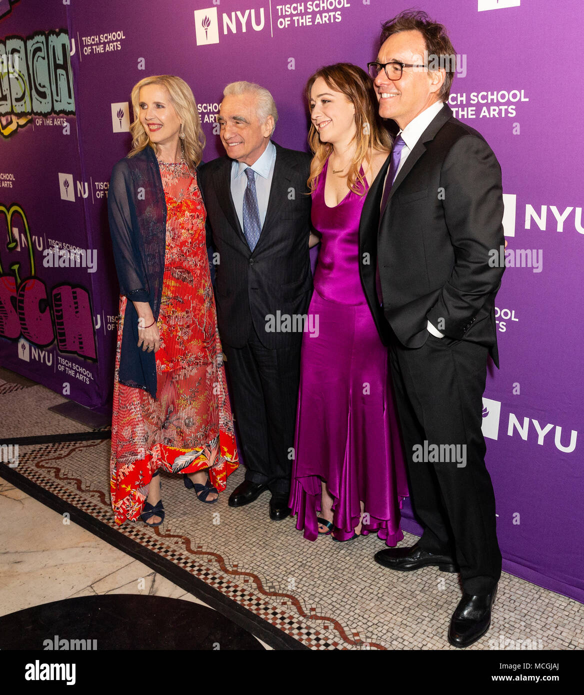 Nyu Tisch School Of The Arts Location Nyu Tisch School Of The Arts 2018 Gala Stock Photos And Nyu