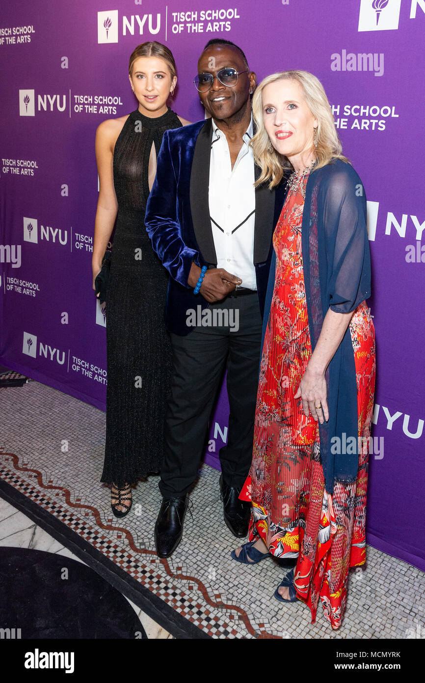 Guest Randy Jackson Allyson Green Attend Nyu Tisch School Of - Nyu Tisch School Of Arts