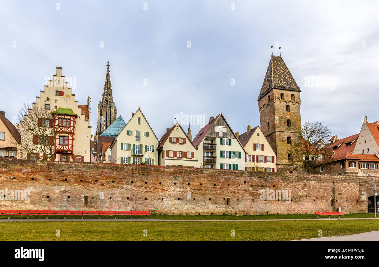 Ulm Deutschland Ulm Germany Stock Photos And Ulm Germany Stock Images Alamy