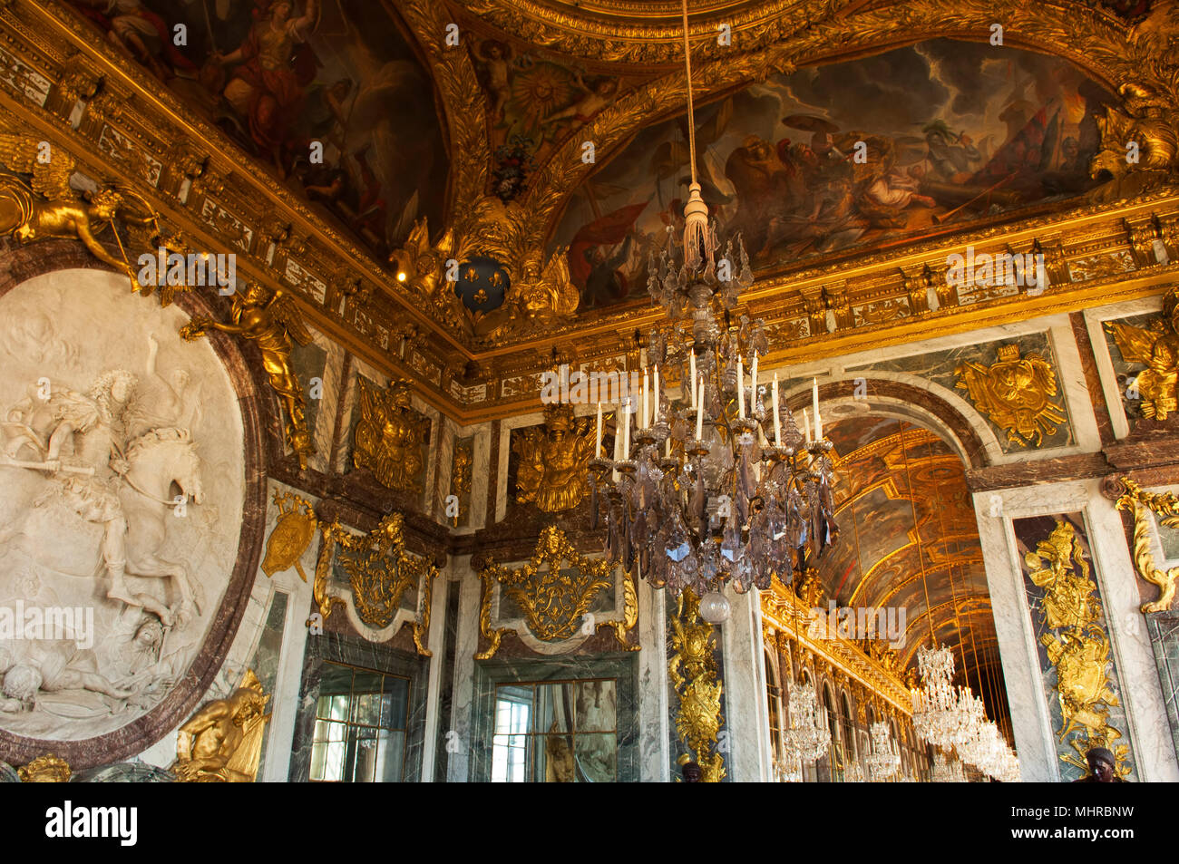 Salon De La Photo Grand Palais France Palais De Versailles Stock Photos And France Palais