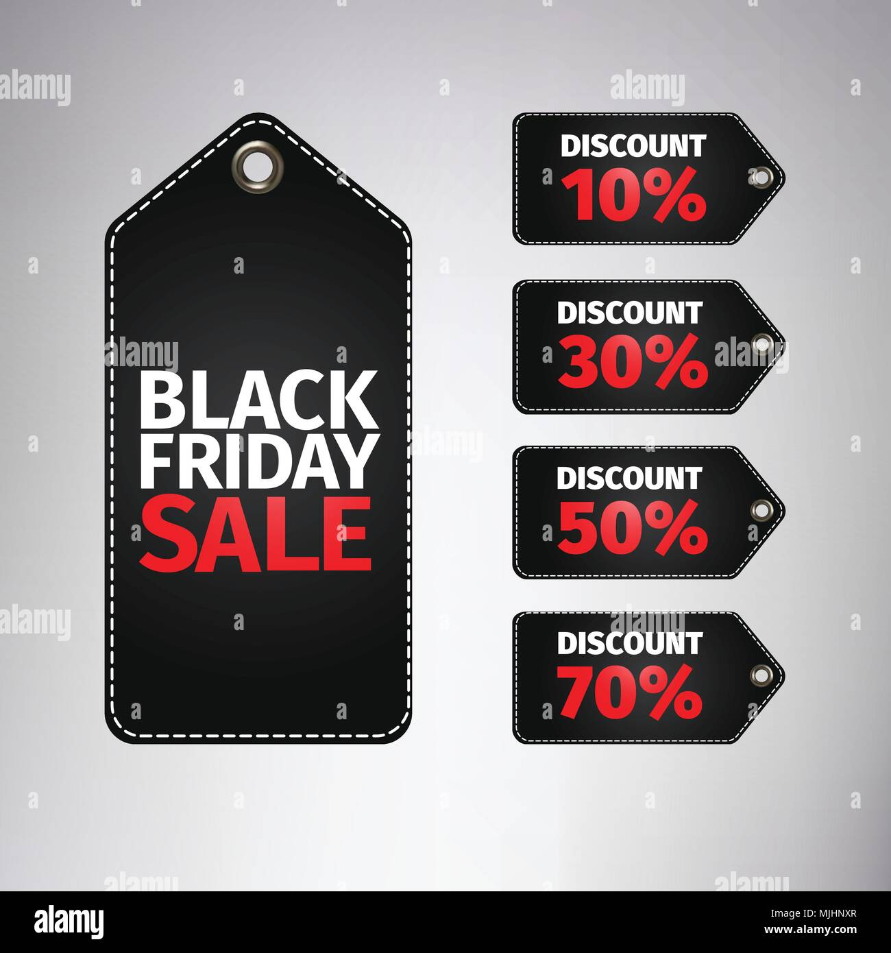 Sale Black Friday Black Friday Sale Tag Easy Editable Eps 10 Vector No Open Shapes