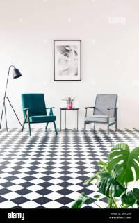 Checkerboard Floor Stock Photos & Checkerboard Floor Stock ...