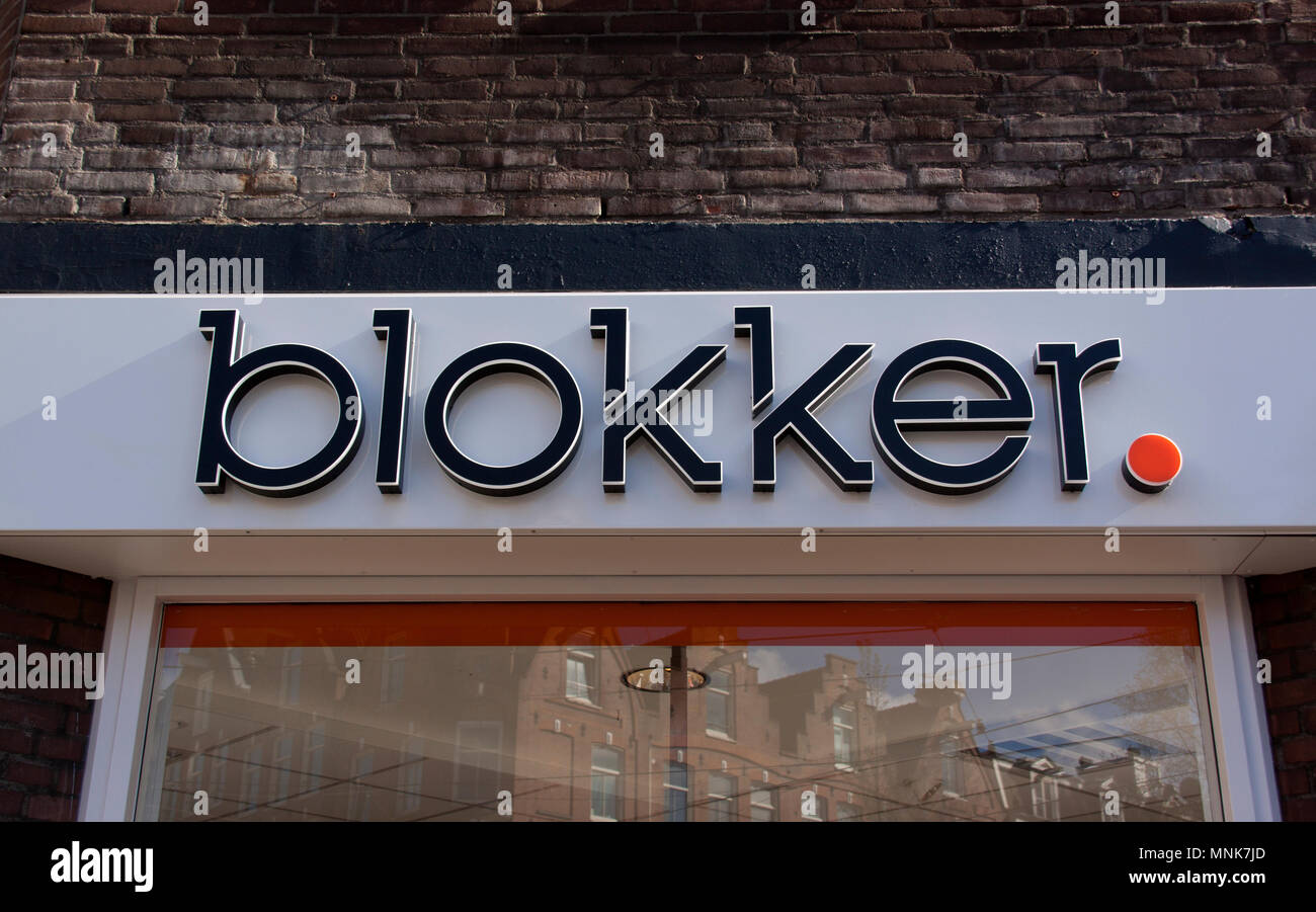 Blokker Sneek Openingstijden Dutch Chain Of Shops Stock Photos Dutch Chain Of Shops Stock
