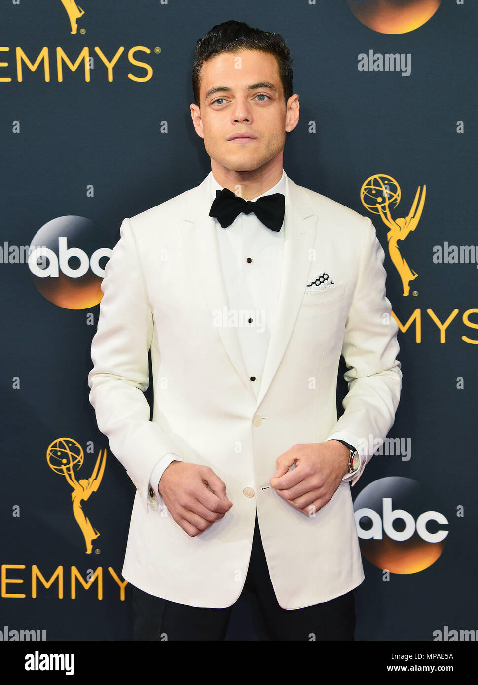 Arte Tv Film 18 Rami Malek 063 At The 68th Emmy Awards 2016 At The Microsoft