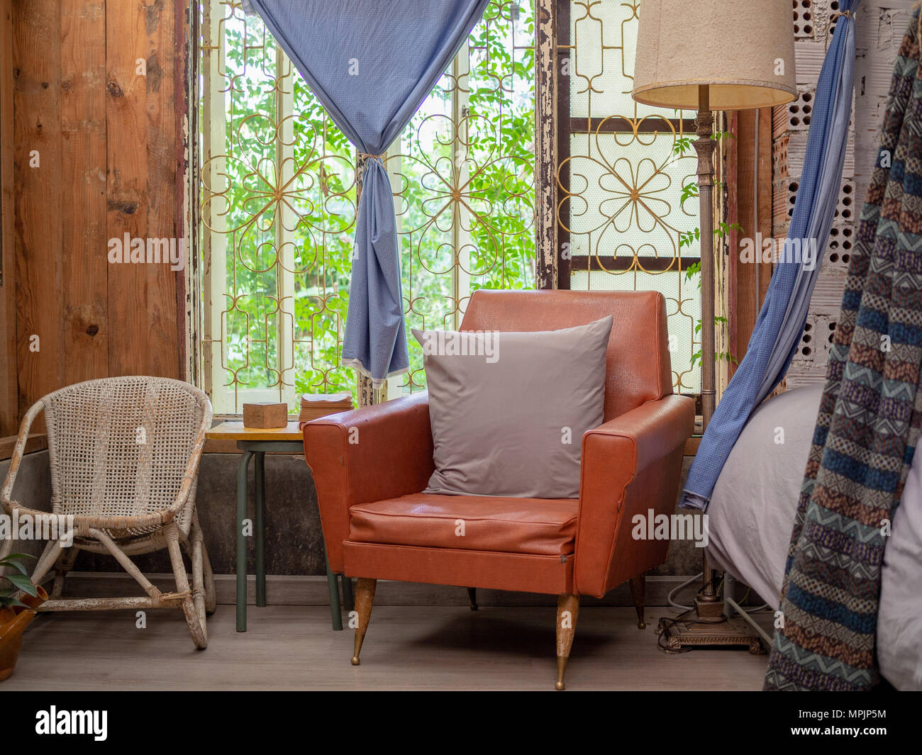 Rattan Sofa Luanda Mortar Bed Stock Photos Mortar Bed Stock Images Alamy