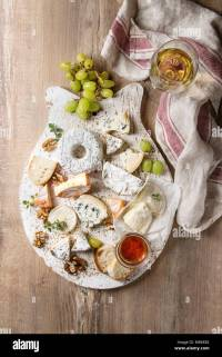 French Cheese Plate & French Cheeses Plate In Assortment ...