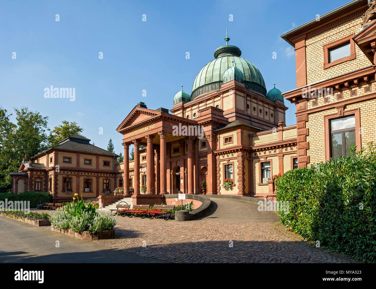 Bad Homburg Bad Homburg Garden Stock Photos Bad Homburg Garden Stock