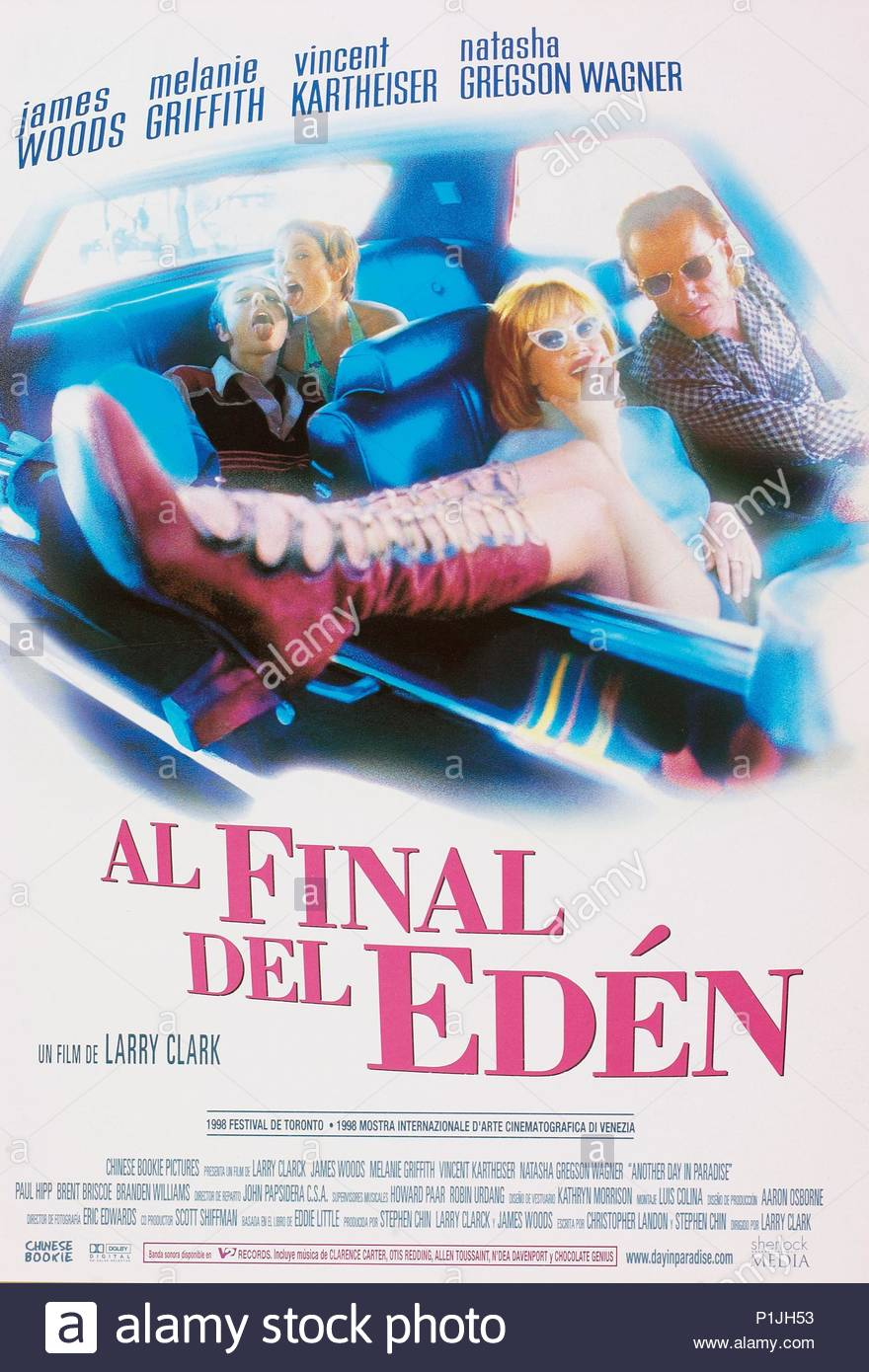 Arte Final English Original Film Title Another Day In Paradise English Title