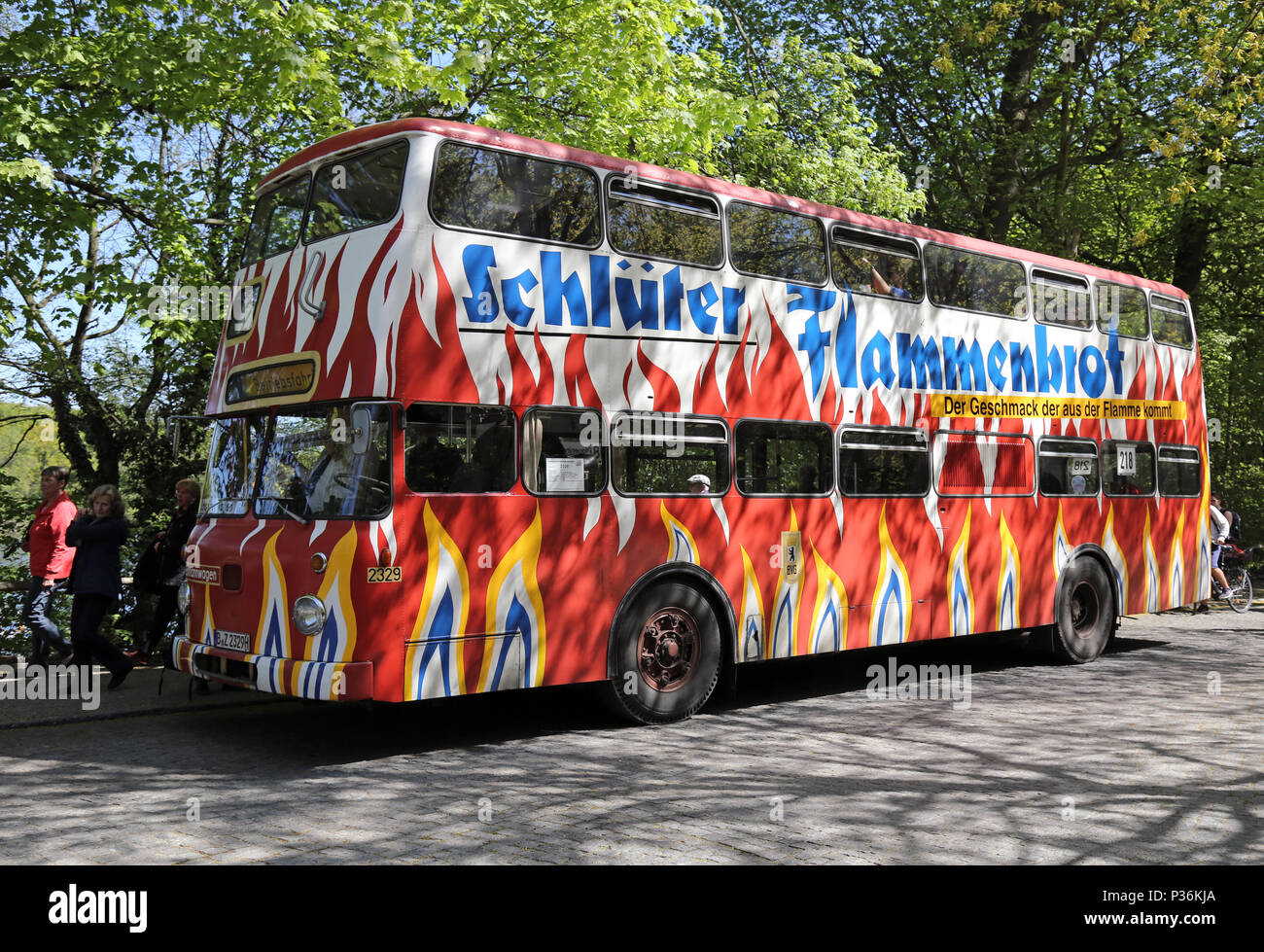 Berlin Braunschweig Bus Buessing Stock Photos Buessing Stock Images Alamy