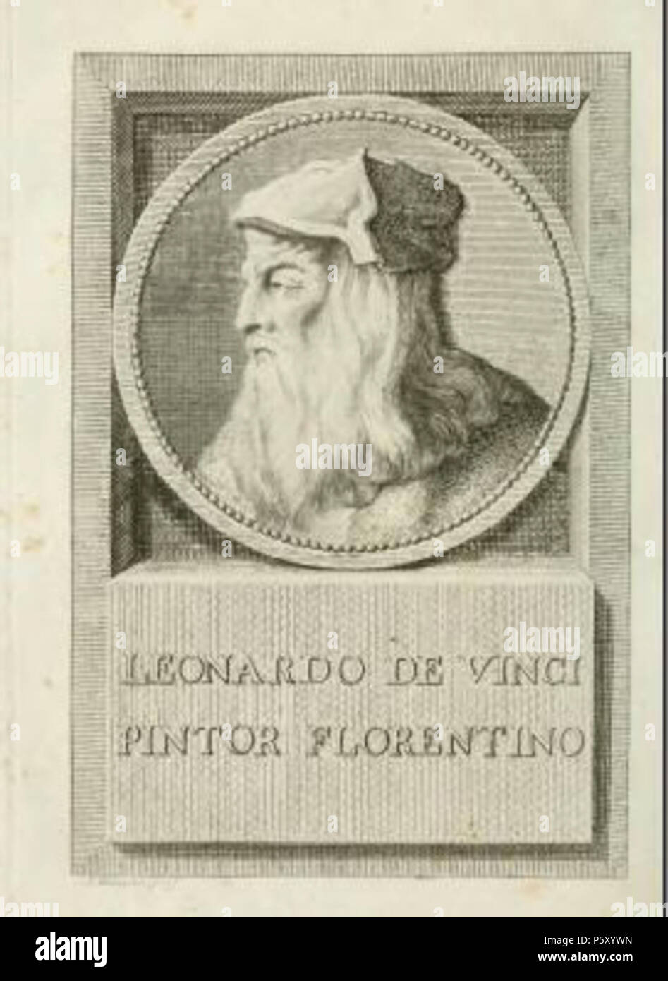 Tratado De Pintura Leonardo Da Vinci 1827 N A Leonardo Da Vinci 1452 1519 Alternative Stock Photos