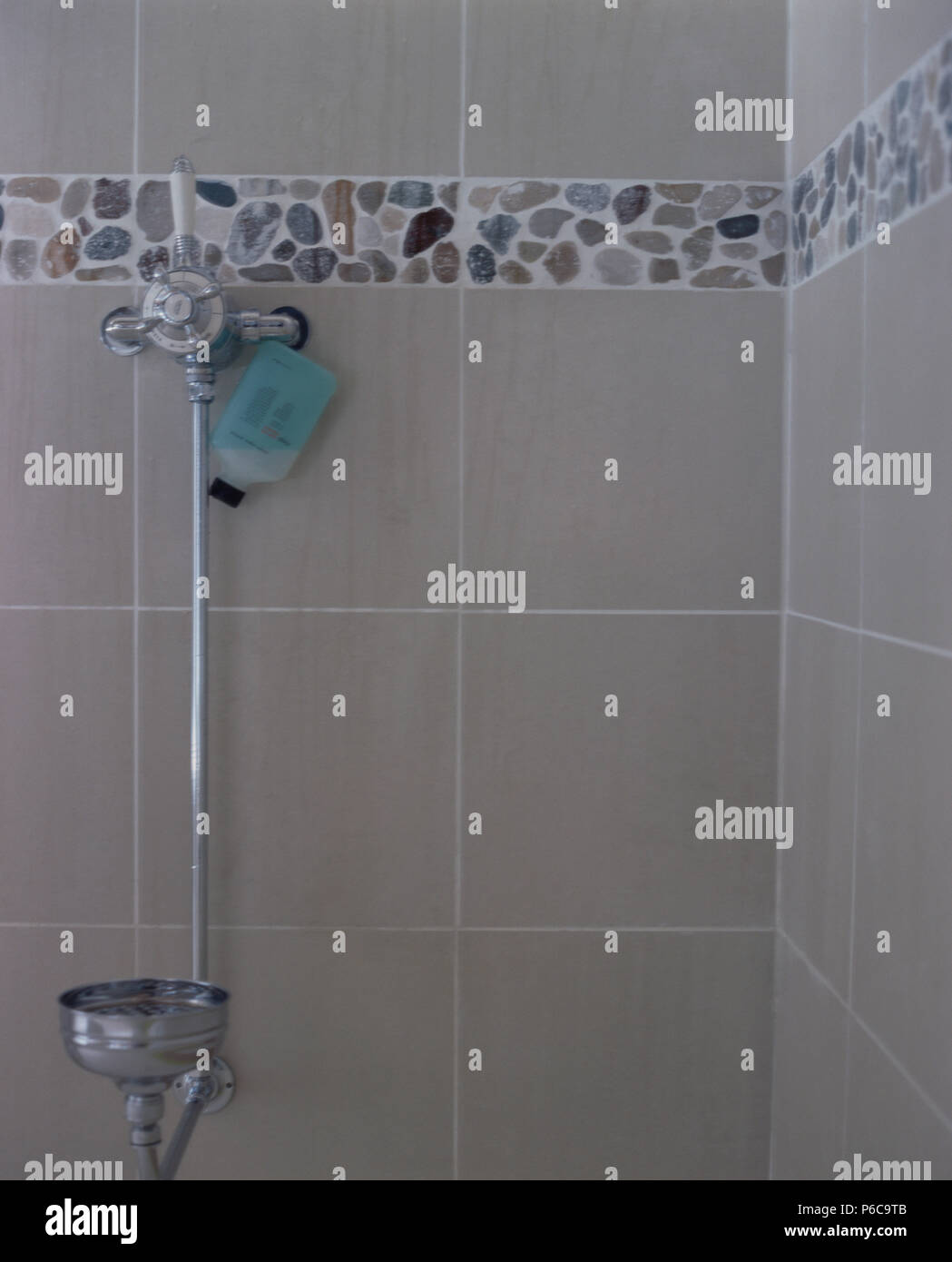Shower Wall High Resolution Stock Photography And Images Alamy