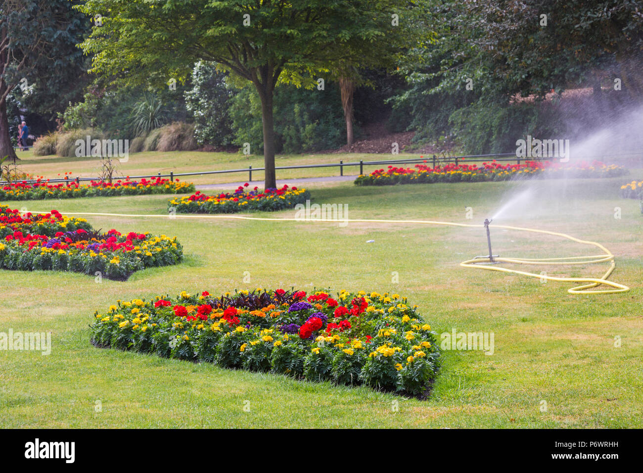 Tivoli Rome Weather Cooling Gardens Stock Photos And Cooling Gardens Stock