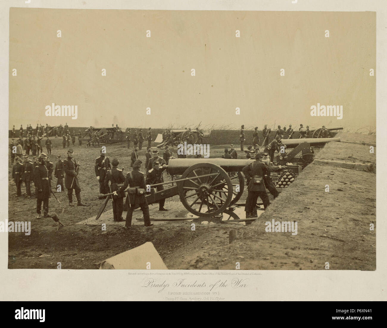 marine artilery