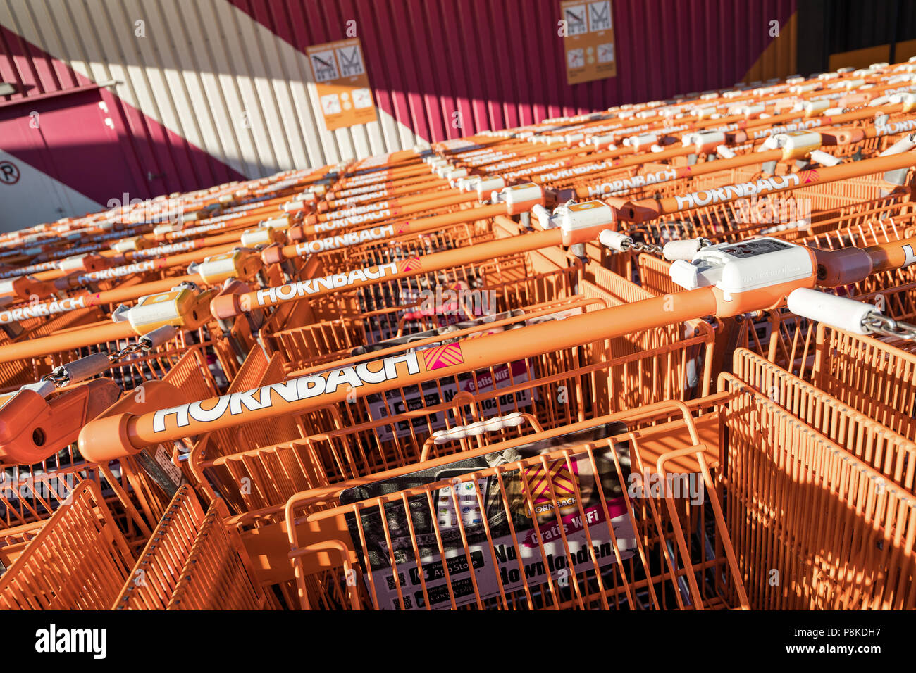 Hornbach D Hornbach Stock Photos Hornbach Stock Images Alamy