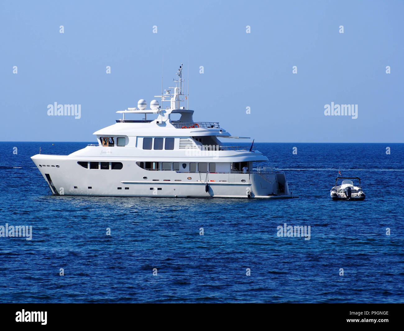 Yacht Badezimmer Cruiser Super Yacht Stock Photos Cruiser Super Yacht Stock