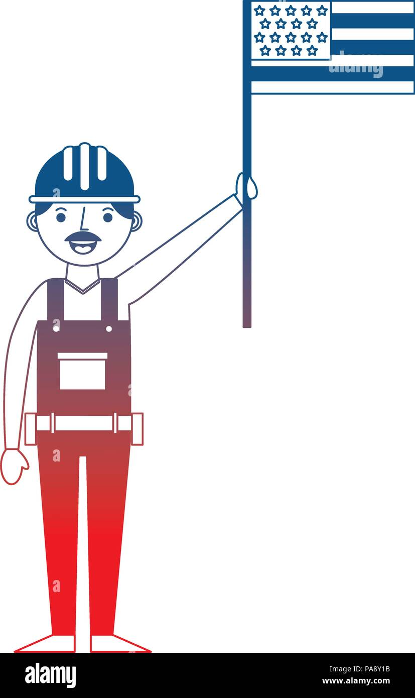 Labor Safety Labor Safety Clothing Stock Vector Images Alamy