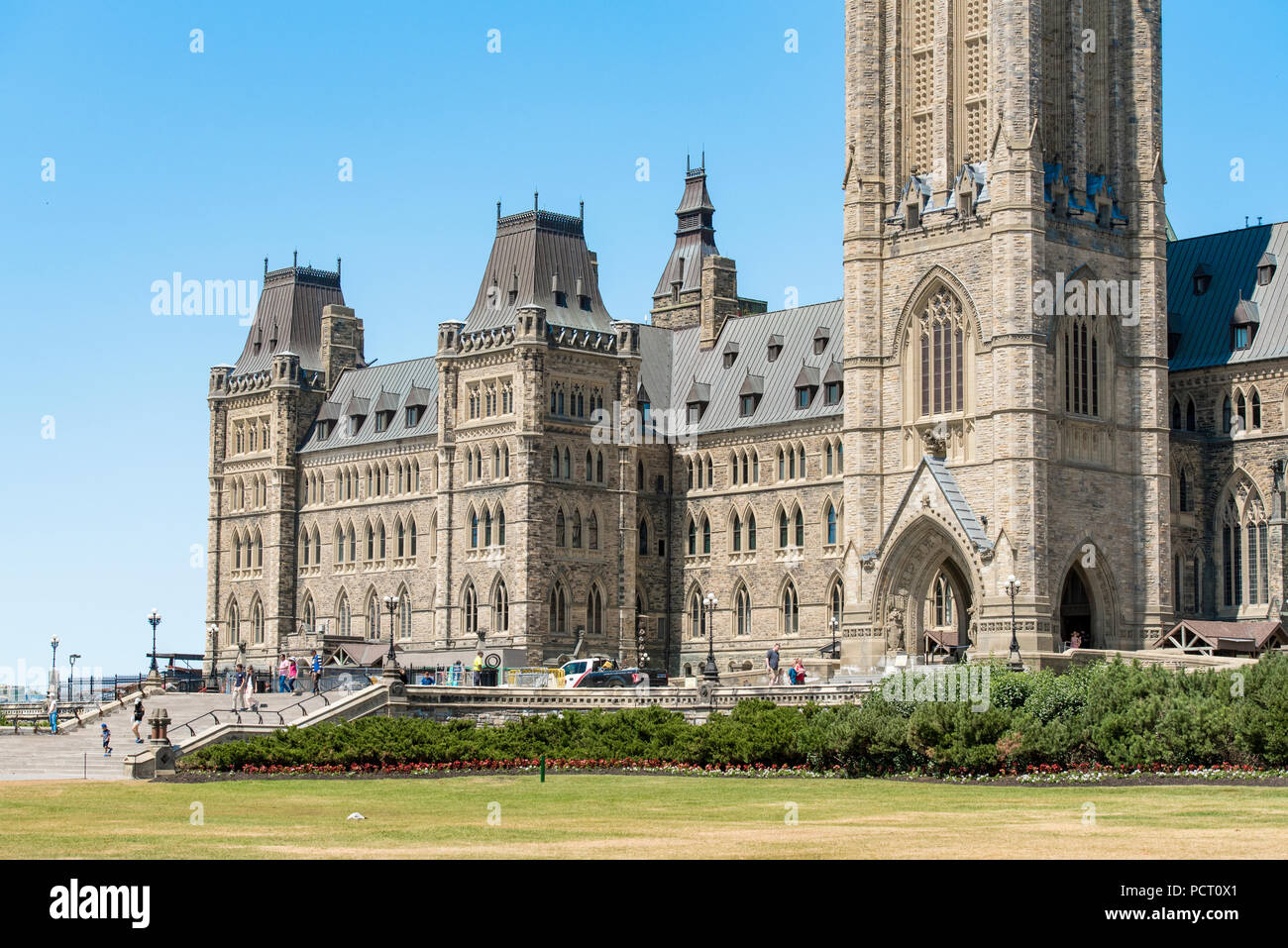 House Builders Ottawa Ottawa Ontario Canada House Of Commons Next To Peace Tower