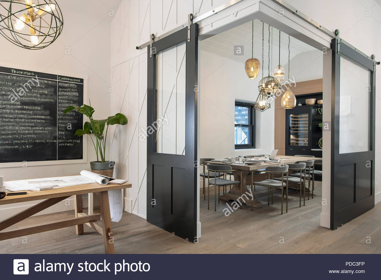 Cabinet D Architecture Creative Architect Office Workspace Stock Photo 214781162 Alamy