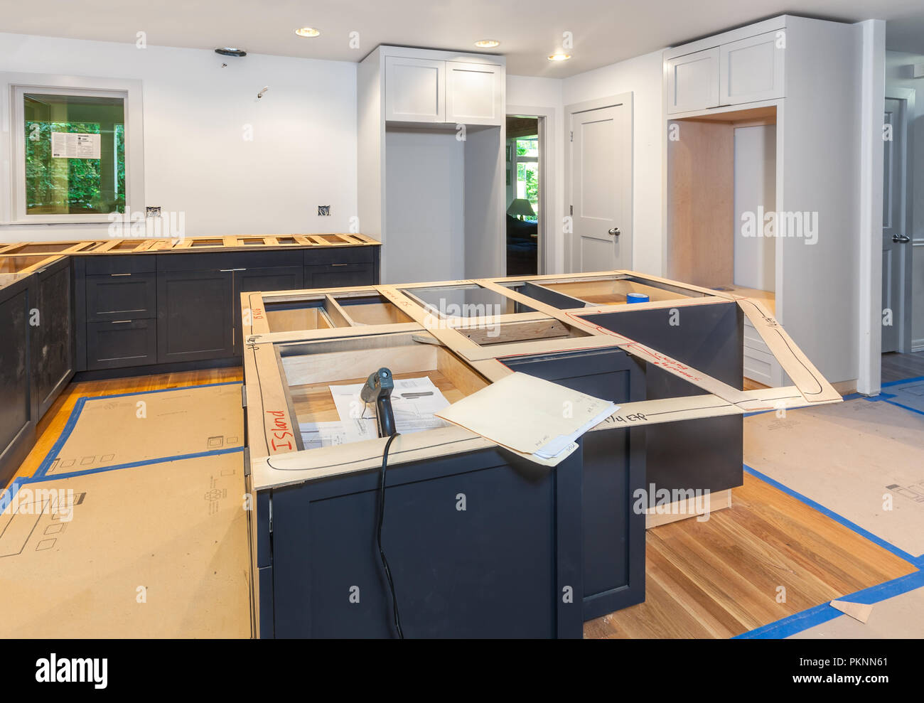 Kitchen Island Design Template Making Balsa Wood Templates For Kitchen Countertops The Island And