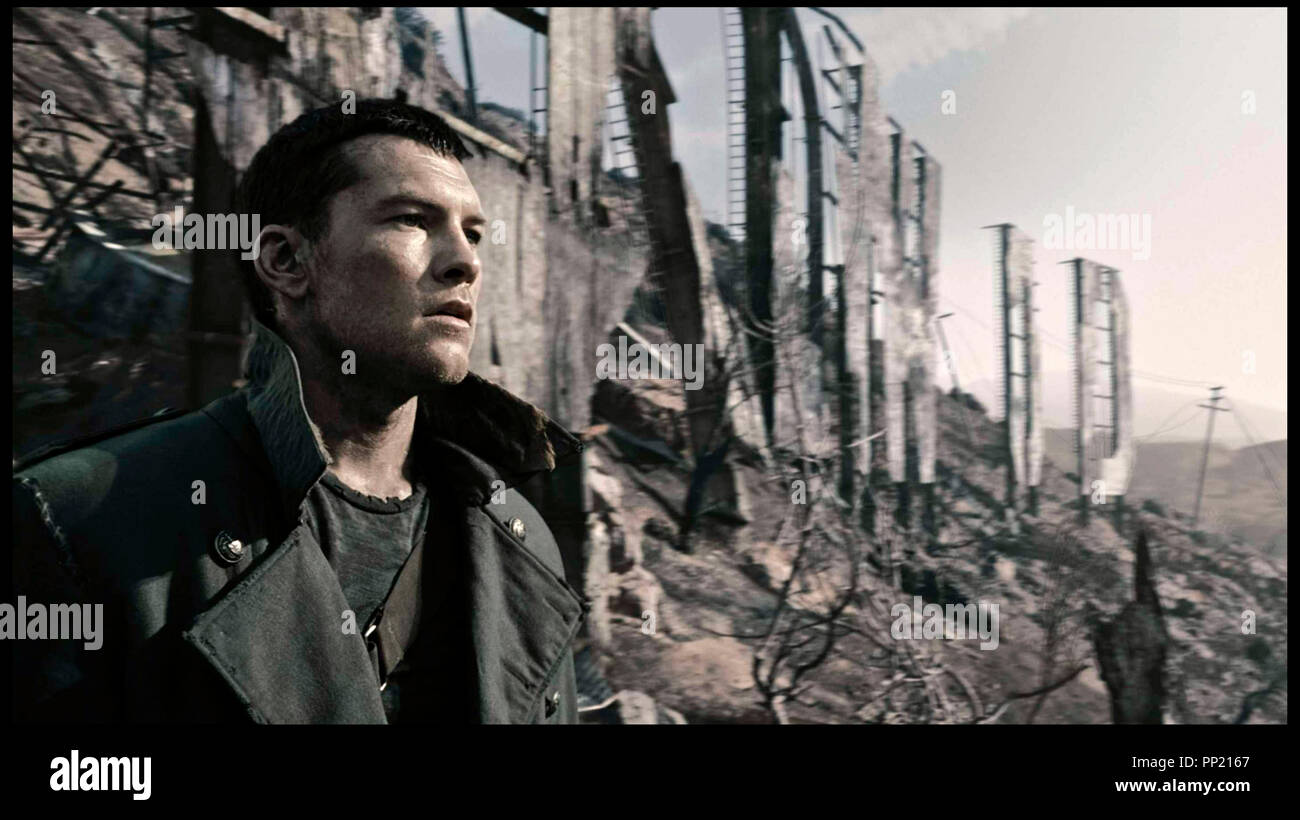 Terminator Salvation Terminator Salvation Sam Stock Photos Terminator Salvation Sam