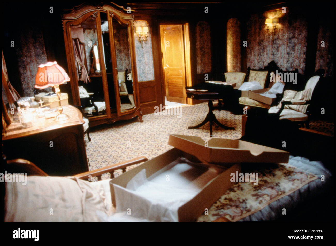 Decoration Chambre Usa Prod Db 20th Century Fox Dr Titanic Titanic De James