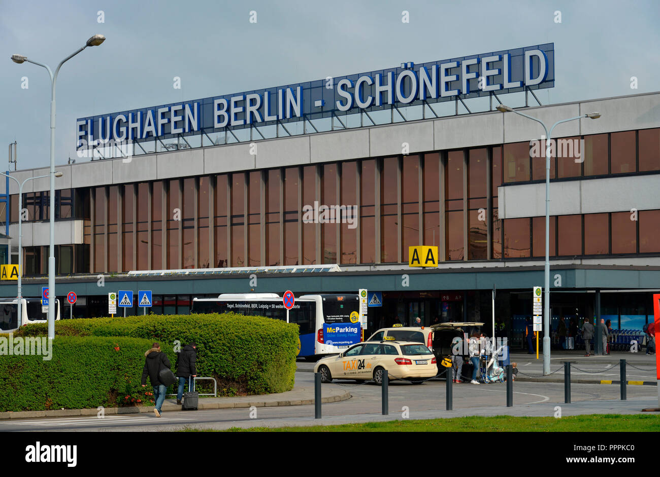 Berlin Schönefeld Nach Leipzig Airport Font Stock Photos Airport Font Stock Images Alamy