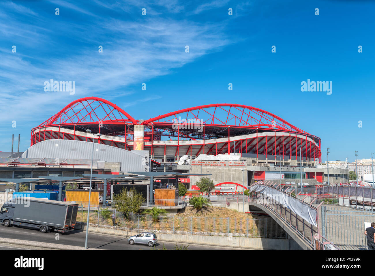 Arte Cafe Benfica Lisbon Club Stock Photos Lisbon Club Stock Images Alamy