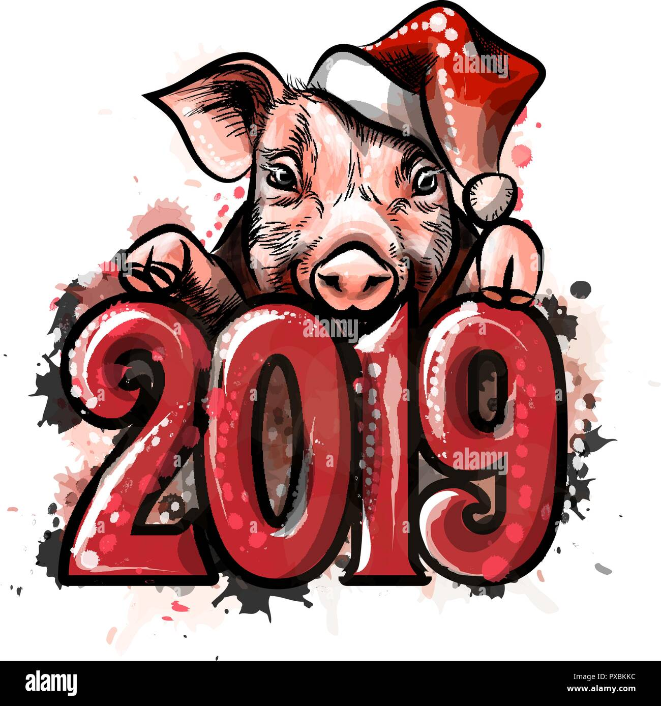 Chinese Dierenriem 2019 Chinese Year Of The Pig Images