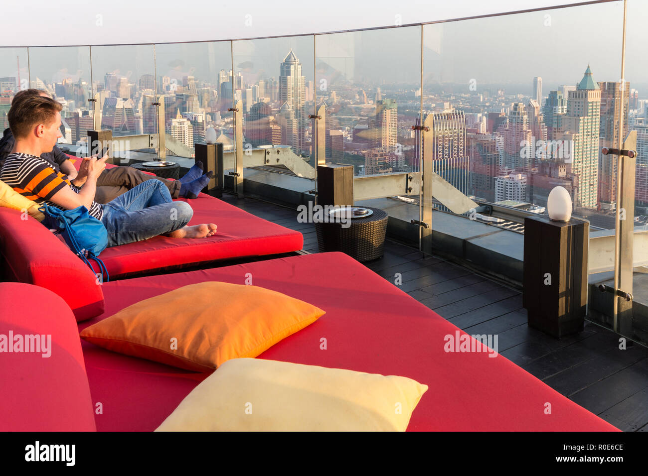 Couchtisch New York Skyline Window Seat Cushion Stock Photos Window Seat Cushion Stock