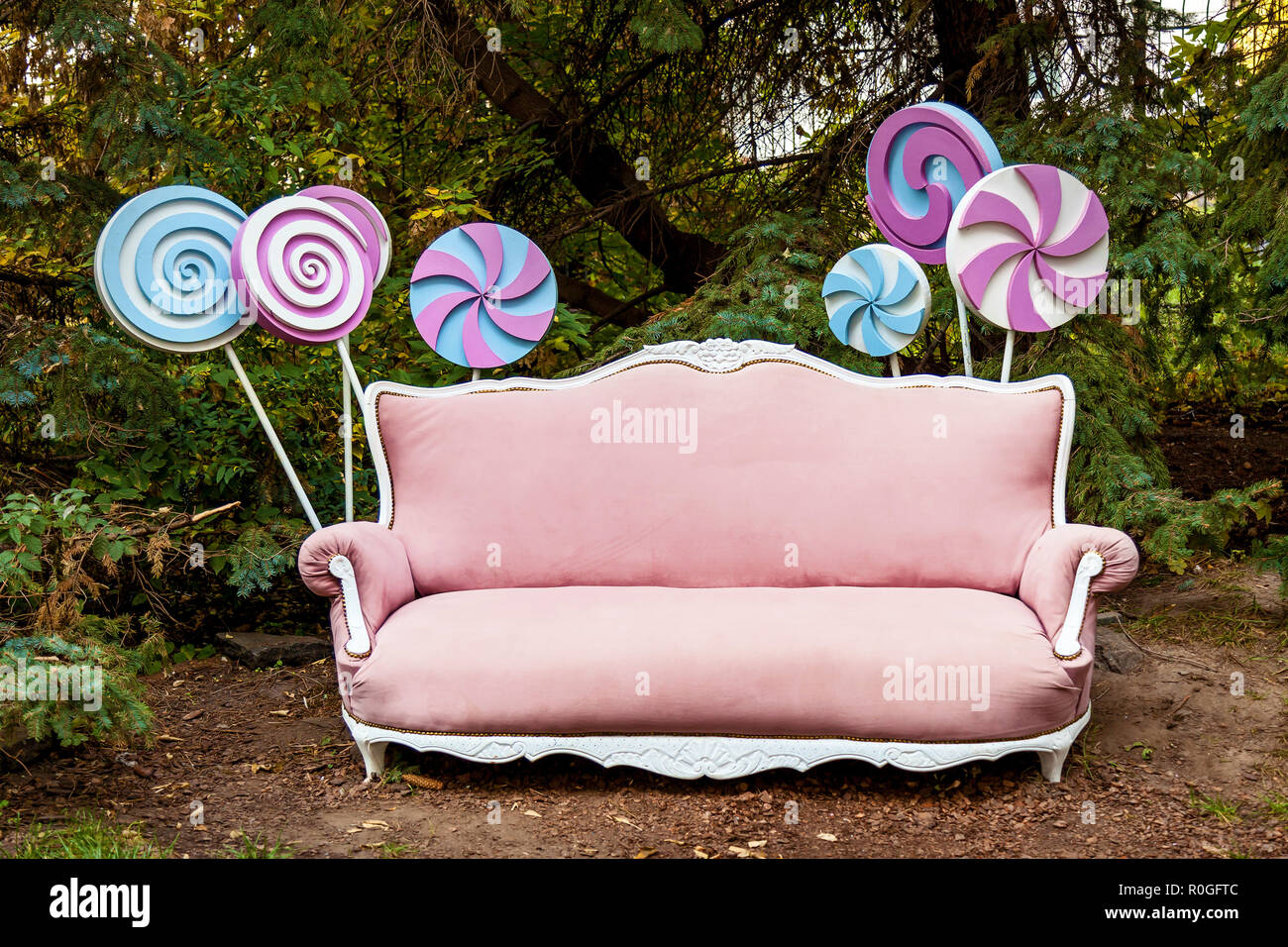 Candy Ecksofa Minnesota Pink Sofa Stock Photos Pink Sofa Stock Images Alamy