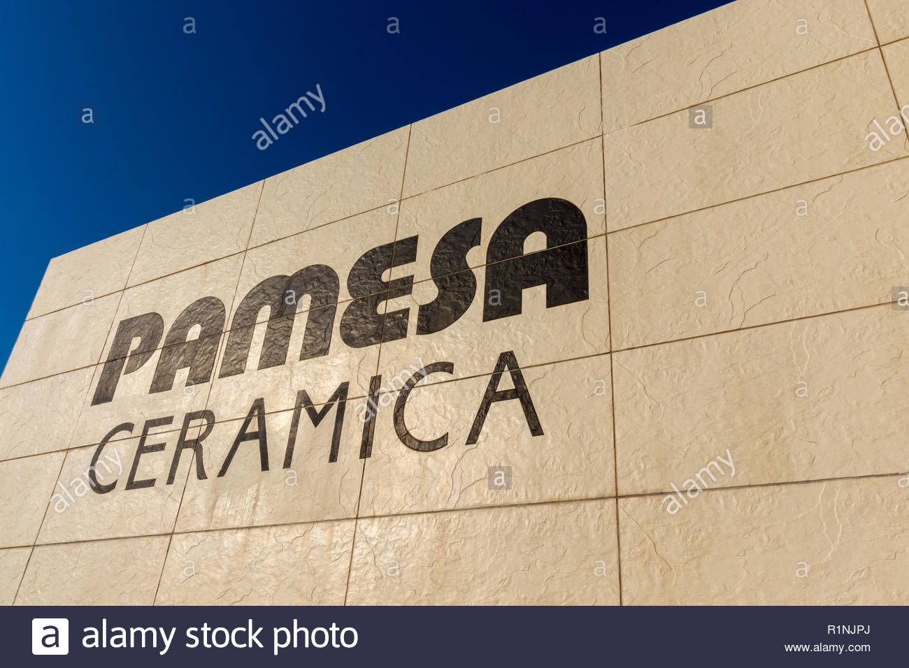 Pamesa Castellon Spain September 2018 Offices And Factories Of