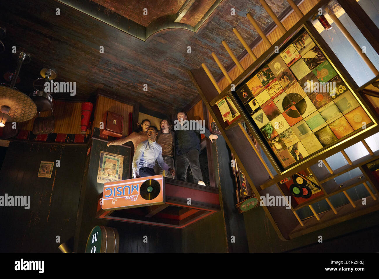 Escape Room Dortmund Tyler Labine Stock Photos Tyler Labine Stock Images Alamy