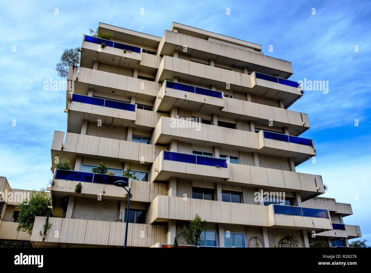 Animalerie Toulouse Modern Housing In Toulouse France Stock Photo 225097578 Alamy