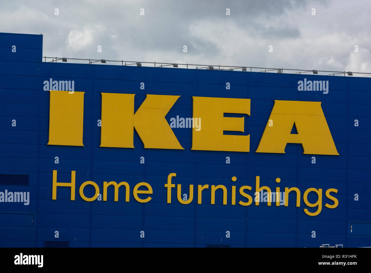 Outlet Brunnthal Ikea Warehouse Stock Photos And Ikea Warehouse Stock Images