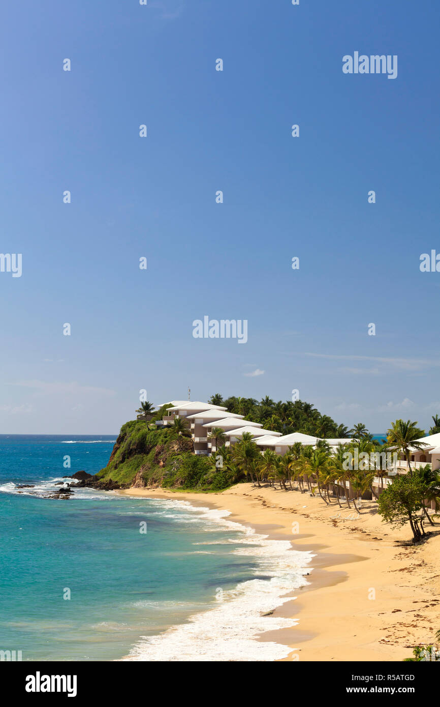 Antigua Curtain Bluff Caribbean Antigua And Barbuda Curtain Bluff Beach Stock Photo