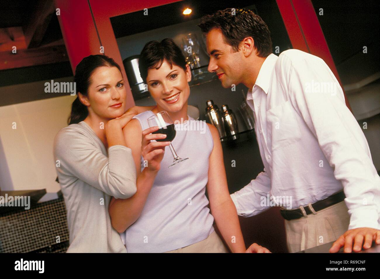 Simon Küchen Company People Bar Stock Photos Company People Bar Stock Images