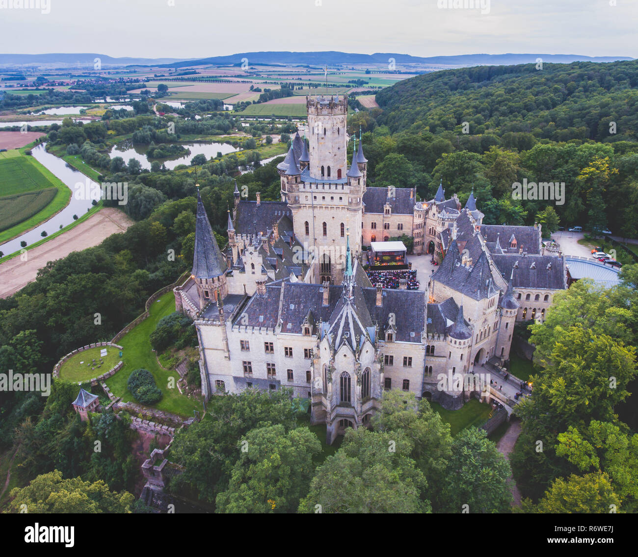 Schloss Derneburg Hochzeit Near Hanover Stock Photos Near Hanover Stock Images Page 3 Alamy