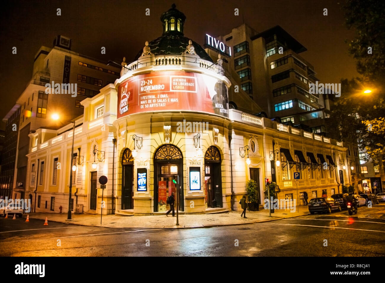 Tivoli Lisboa Lisbon Portugal 1920s Theater Stock Photos And 1920s Theater Stock Images