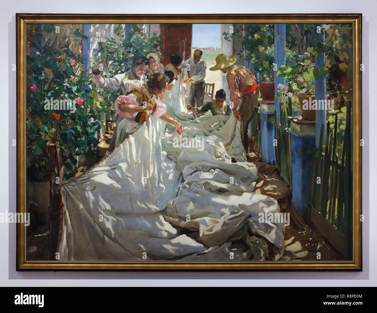 La Arte In Spanish Spanish Impressionist Stock Photos Spanish Impressionist Stock